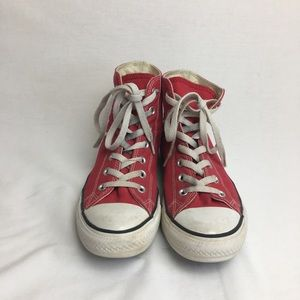 Converse (product) Red